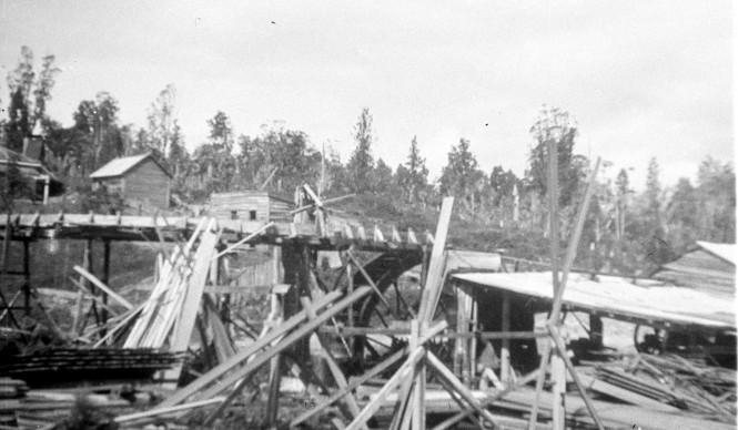 Kodak Neg 37 Sawmill